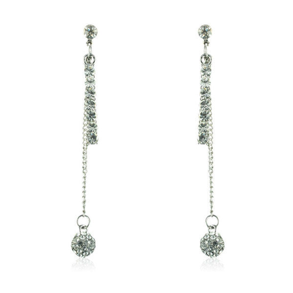 Stunning Crystals Earrings - Giftingnation - 1