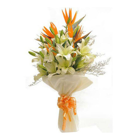 Exotic Flower Bouquet - Giftingnation