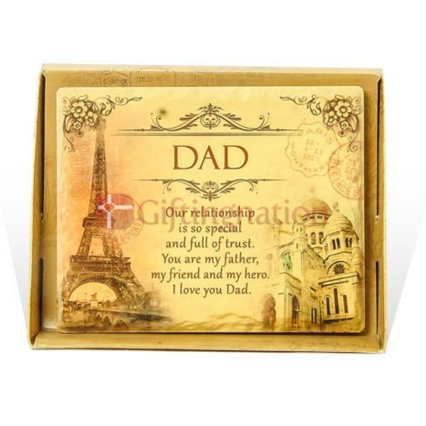 Gift for Dad Arts in Stone - Giftingnation