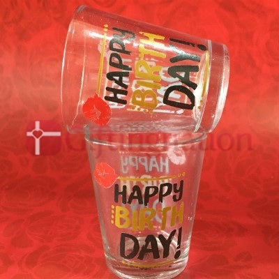 Happy Birthday Shot Glasses Set-2 - Giftingnation - 2