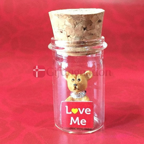 Love Me Sentiments In A Bottle - Giftingnation