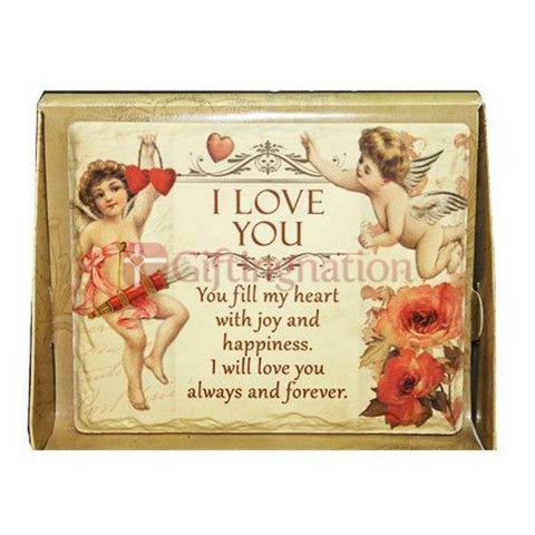 Love Valentine Gift Arts in Stone - Giftingnation