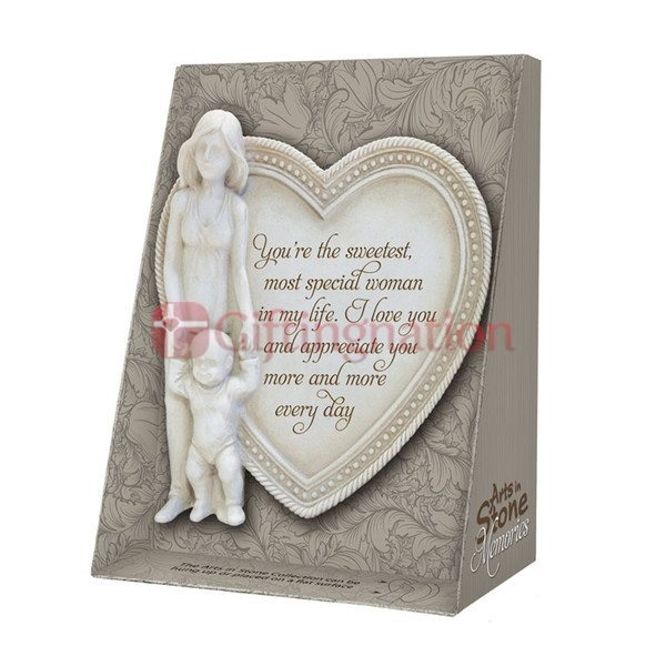 Mother's Day Gift for Mom Arts in Stone - Giftingnation