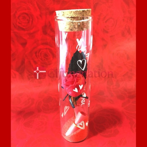 Together Forever Love Notes Wish Bottle - Giftingnation - 2