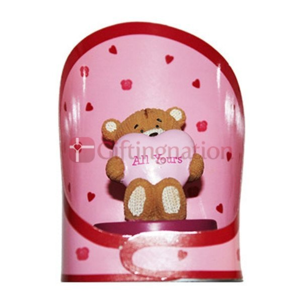 Valentine Gift All Yours Teddy Bear - Giftingnation