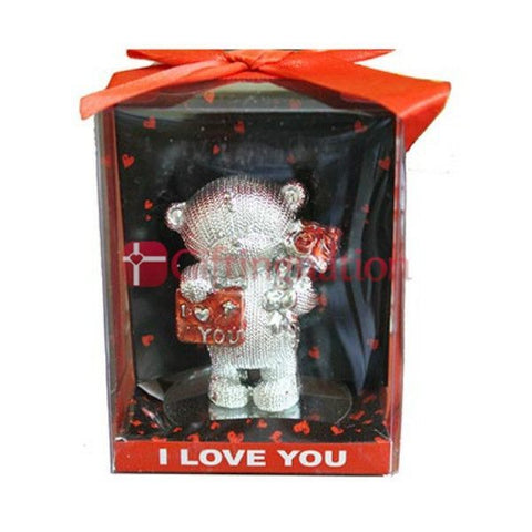 Valentine Gift Rose for Girlfriend Teddy - Giftingnation