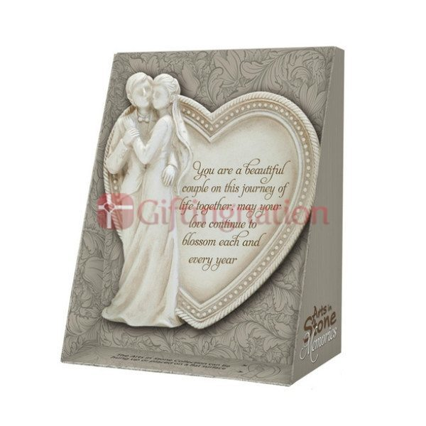 Wedding Gift for Couple Arts in Stone - Giftingnation