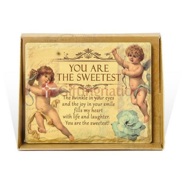 You Are The Sweetest Love Gift Arts in Stone - Giftingnation