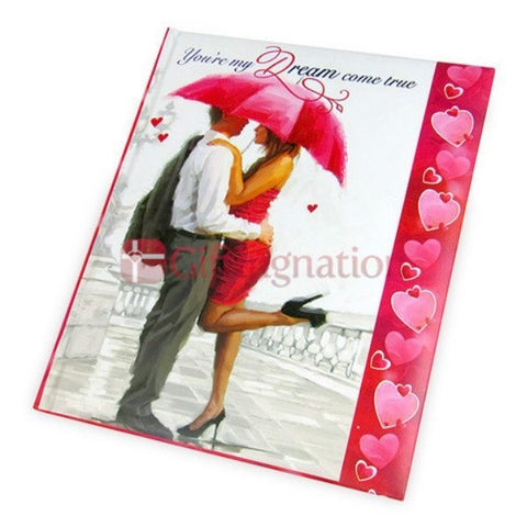 You're my Dream come true Love Gift Book - Giftingnation