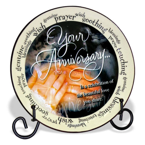 Your Anniversary Decorative Tile - Giftingnation