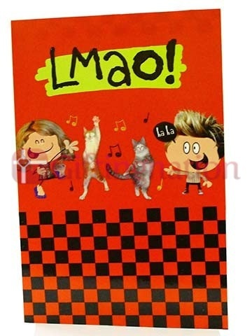 Archies Lmao! Birthday Greeting Card - Giftingnation