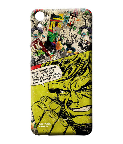 Comic Hulk Sublime Case for HTC Desire 826 - Giftingnation