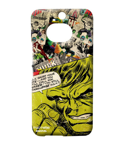 Comic Hulk Sublime Case for HTC One M9 Plus - Giftingnation