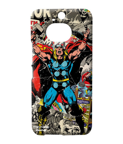 Comic Thor Sublime Case for HTC One M9 Plus - Giftingnation