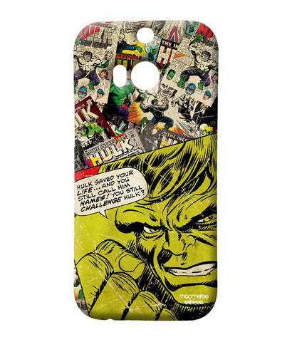 Comic Hulk Sublime case for HTC One M8 - Giftingnation