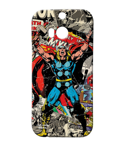 Comic Thor Sublime case for HTC One M8 - Giftingnation