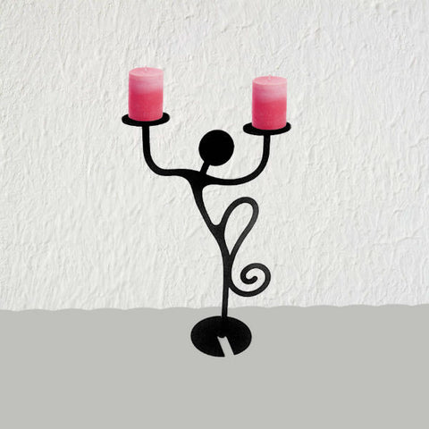 Dancing Candle Stand