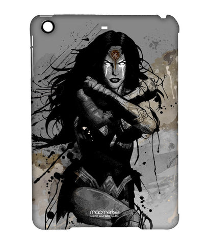 Sketched Wonder Woman Pro Case for iPad 2/3/4
