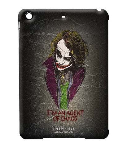 Agent of Chaos Pro case for iPad Mini 4