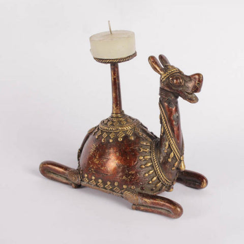 Camel Candle Stand - Giftingnation - 1