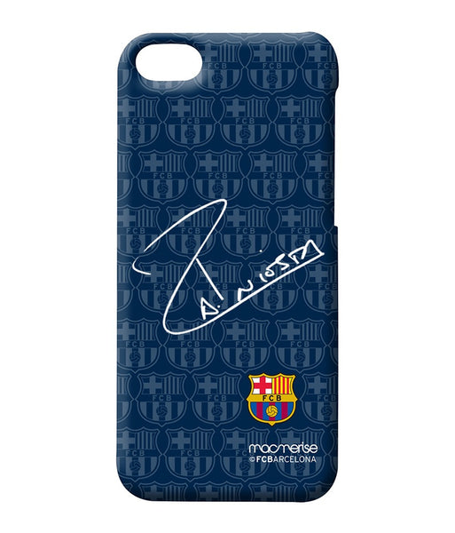 Autograph Iniesta Sublime Case for iPhone 5C - Giftingnation