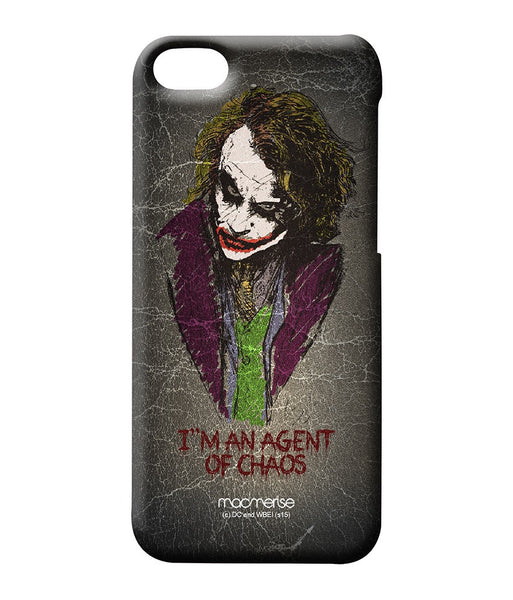Agent of Chaos Sublime Case for iPhone 5C - Giftingnation