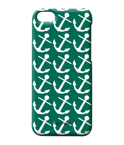 Anchor Green Sublime Case for iPhone 5C - Giftingnation