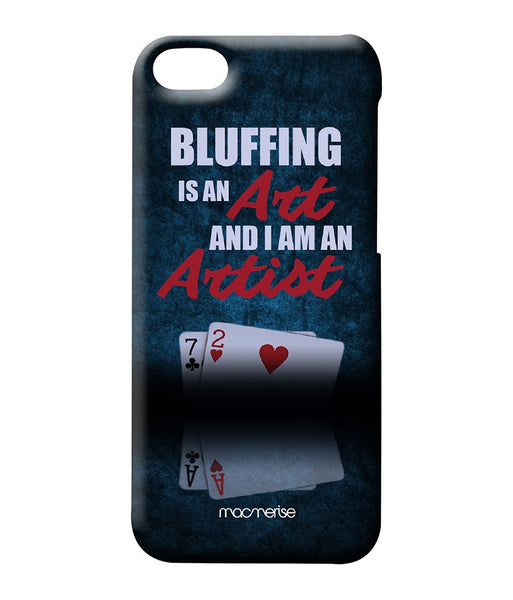 Art of Bluffing Sublime Case for iPhone 4/4S - Giftingnation