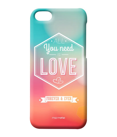All You Need is Love Sublime Case for iPhone 5C - Giftingnation