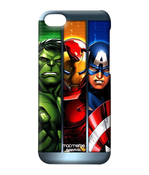 Avengers Angst Sublime Case for iPhone 5C - Giftingnation
