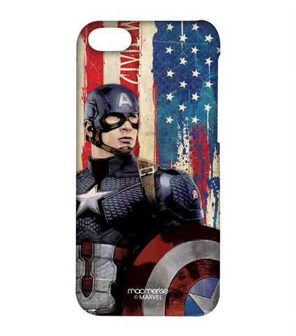 American Captain Sublime Case for iPhone 5C - Giftingnation