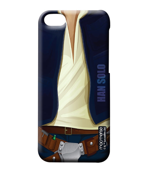 Attire Han Sublime Case for iPhone 5C - Giftingnation