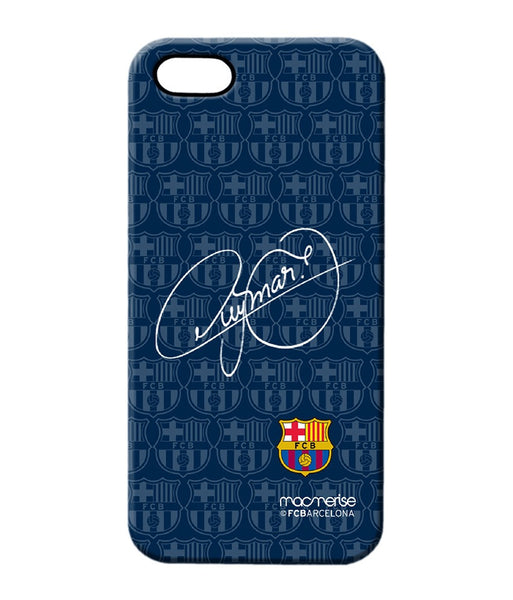 Autograph Neymar Pro Case for iPhone SE - Giftingnation
