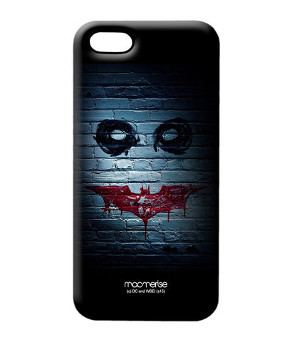 Bat Joker Grafitti Pro case for iPhone SE - Giftingnation