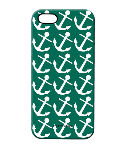 Anchor Green Pro Case for iPhone 5/5S - Giftingnation