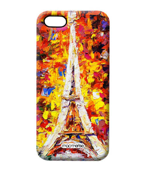 Artistic Eifel Pro Case for iPhone SE - Giftingnation