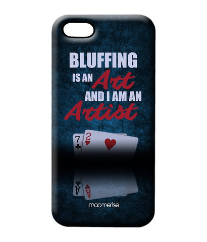 Art of Bluffing Pro case for iPhone 5/5S - Giftingnation