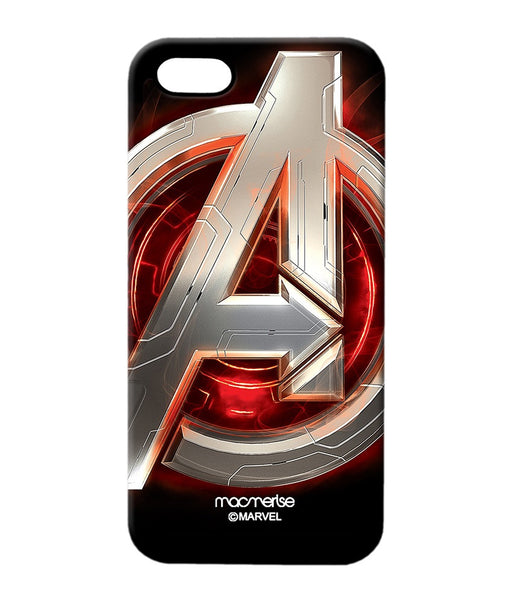 Avengers Version 2 Pro case for iPhone SE - Giftingnation