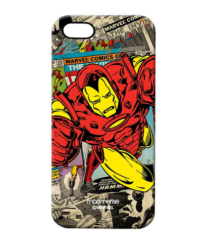 Comic Ironman Pro case for iPhone SE - Giftingnation