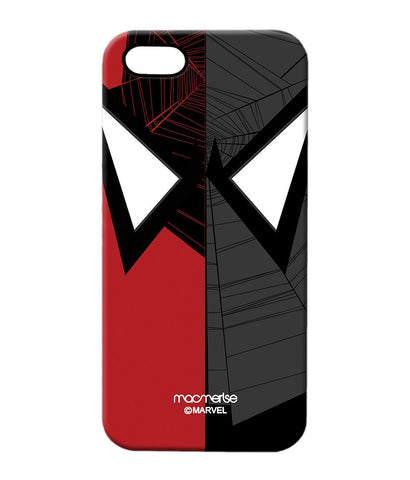 Face Focus Spiderman Pro case for iPhone SE - Giftingnation