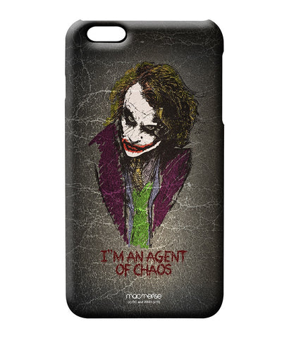 Agent of Chaos Pro case for iPhone 6S Plus - Giftingnation
