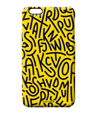Alphabet Mashup Pro Case for iPhone 6 Plus - Giftingnation