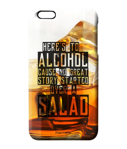 Alcohol Fact Pro Case for iPhone 6S Plus - Giftingnation