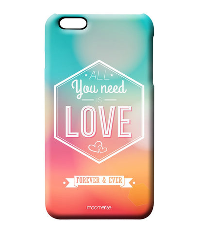 All You Need is Love Pro Case for iPhone 6S Plus - Giftingnation