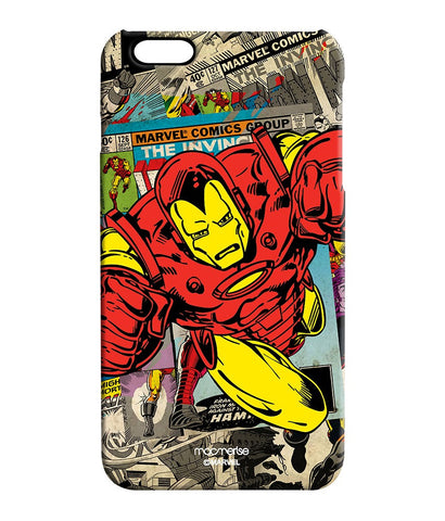 Comic Ironman Pro case for iPhone 6S Plus - Giftingnation