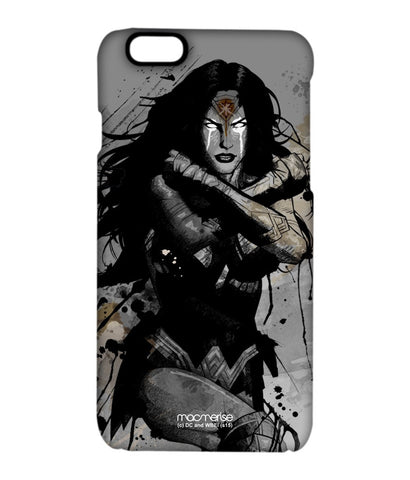 Sketched Wonder Woman Pro Case for iPhone 6S - Giftingnation