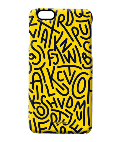 Alphabet Mashup Pro Case for iPhone 6S - Giftingnation