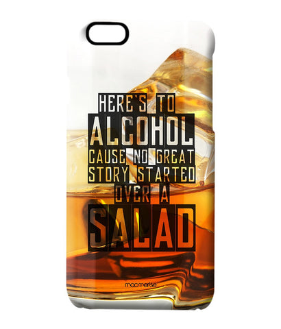 Alcohol Fact Pro Case for iPhone 6S - Giftingnation