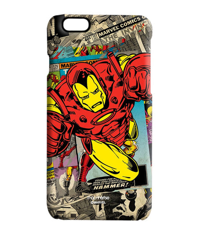 Comic Ironman Pro case for iPhone 6S - Giftingnation