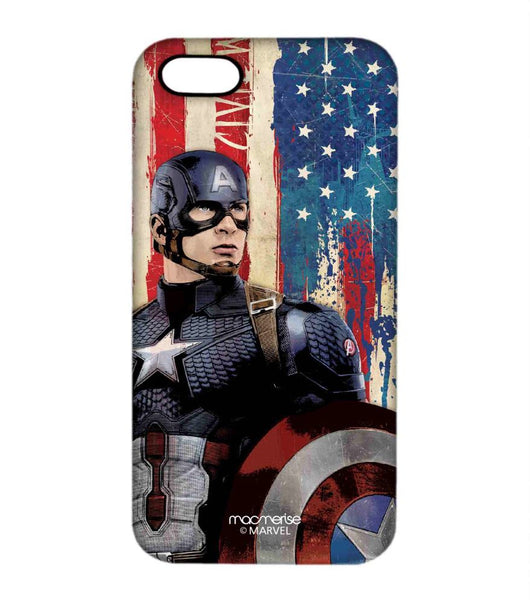American Captain Pro Case for iPhone SE - Giftingnation